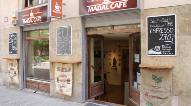 Madal Cafe - Budapest