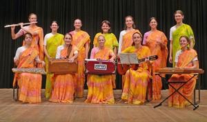 Agnikana csoportja - Sri Chinmoy zenéje