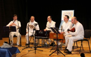 Baridhi csoportja - Sri Chinmoy zenéje
